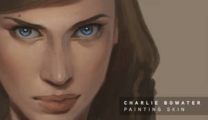 Tutorial: Painting Skin- by Charlie Bowater