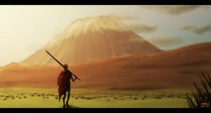 .:Kilimanjaro Speedpaint:.