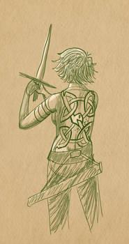 Aesling's Tattoos (headcanon)