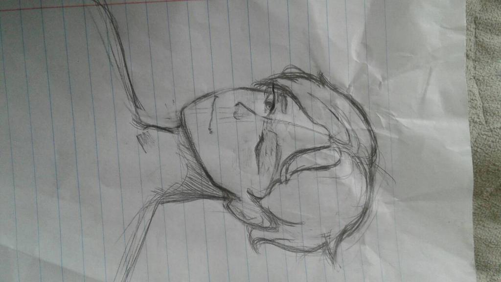 Random Class sketch by Im--Trying