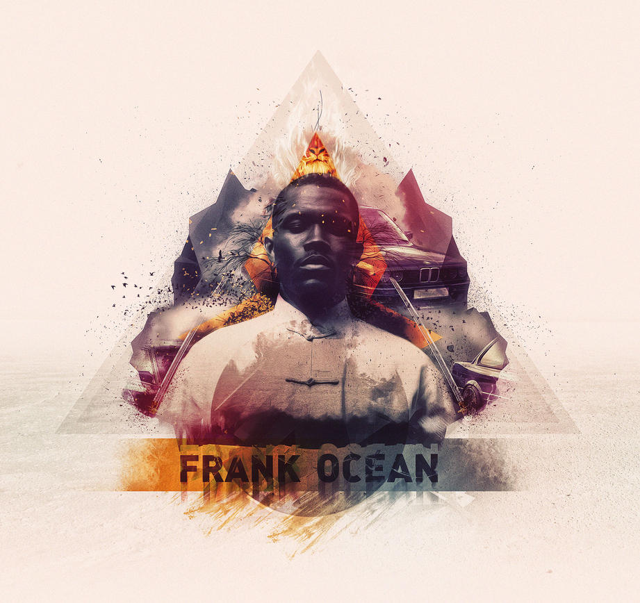 Frank Ocean by ultradialectics