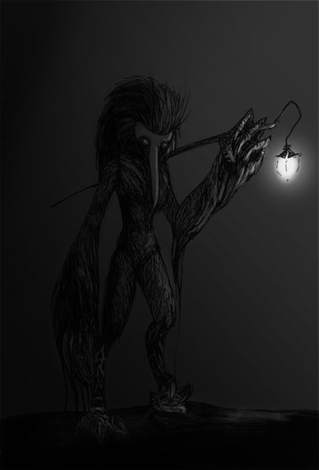 Nox.Aeterna by drawitout
