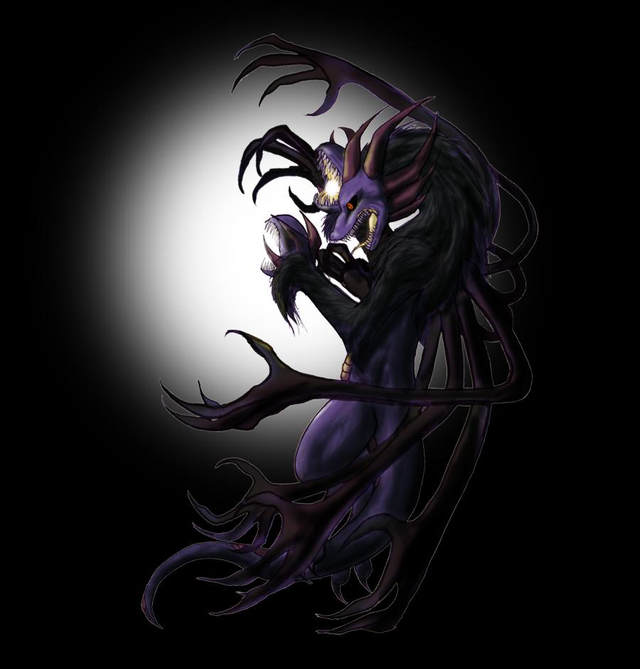 Dark/Dragon by drawitout on DeviantArt