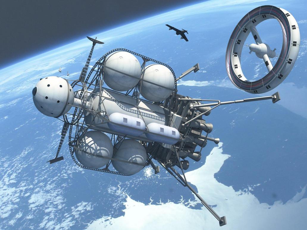 von braun space station - photo #30