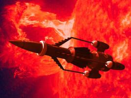Sun Probe Rescue