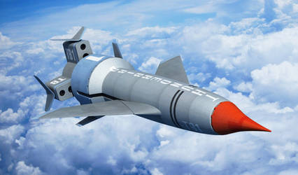 Thunderbird 1 - Going Somewhere! by Paul-Lloyd