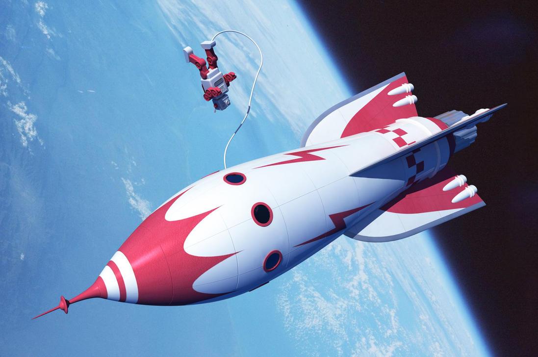 Spacewalk 2 by Paul-Lloyd