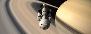 Discovery Saturn Again