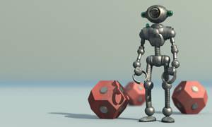 Terrifying Robot Revised