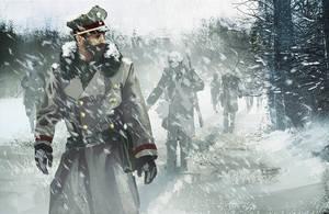 War general by Gaan