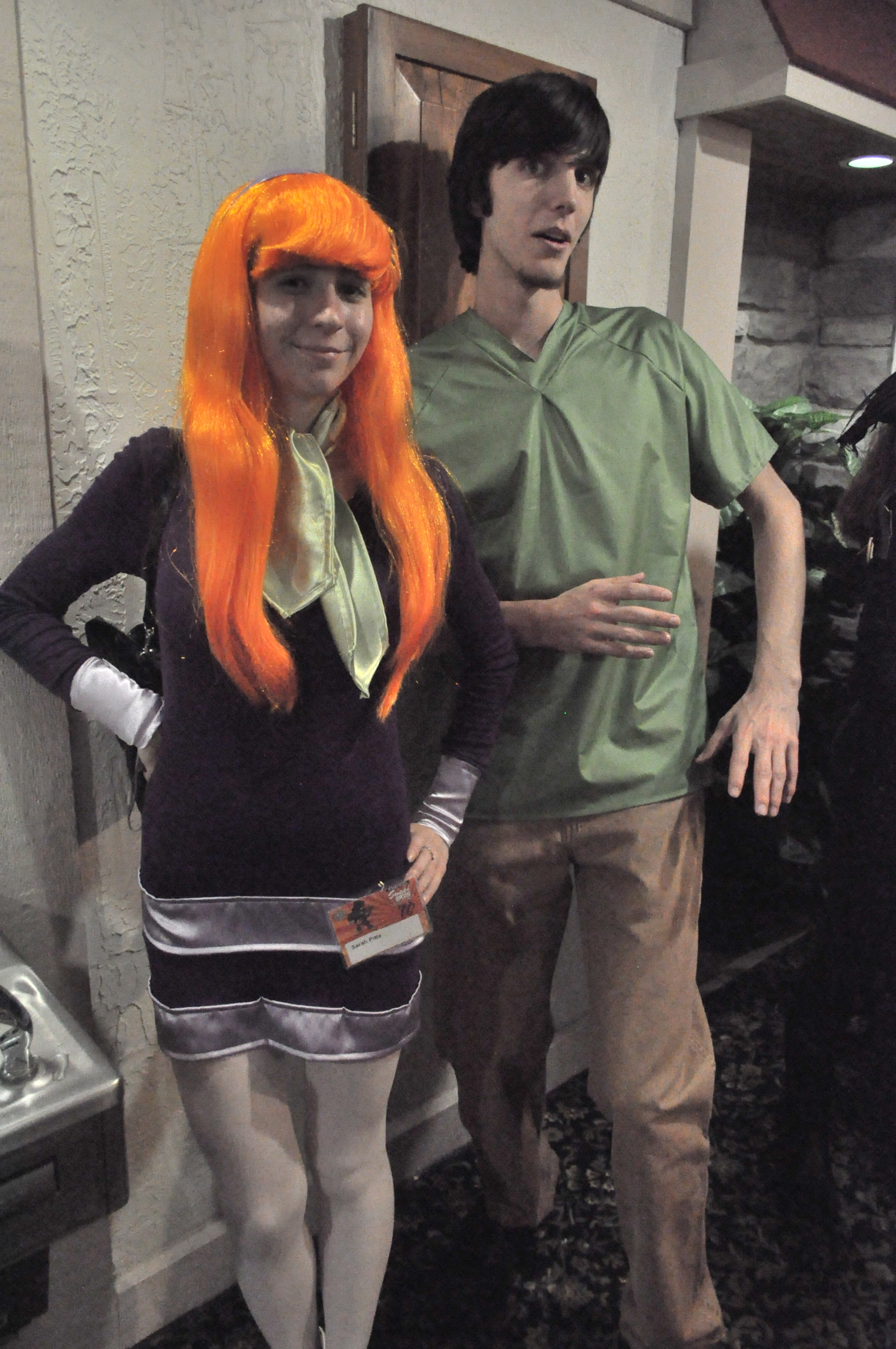 shaggy and daphne relationship