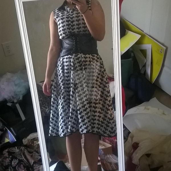 New Dress by Ducktapedllamas