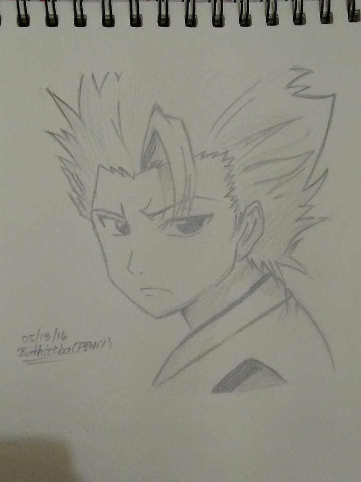 toshiro by peonylarkspur