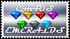 Chaos Emeralds by KaomaTheCat