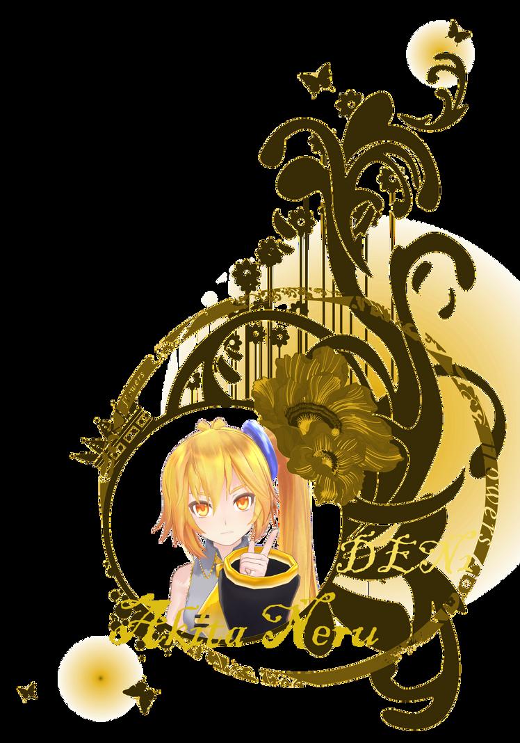 Flower Circle [Neru] by KaomaTheCat