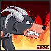 Angry Houndoom