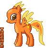 Torch Pony by KaomaTheCat