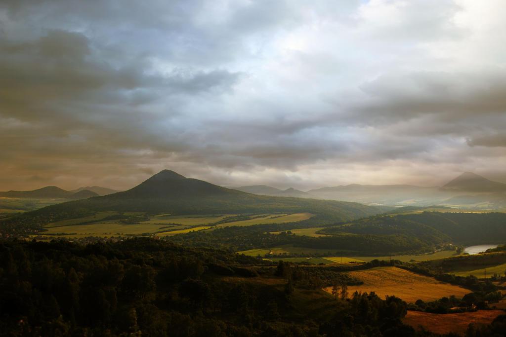Hill by Lucibuska