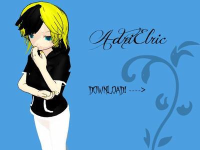 MMD Newcomer: AdriElric by iPru