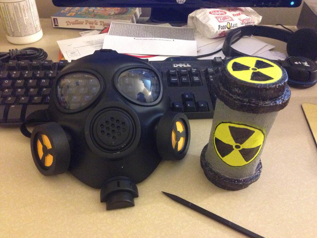 Hazardous Materials by true-soldier
