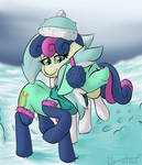 Winter Lyrabon