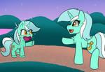 Double Lyra