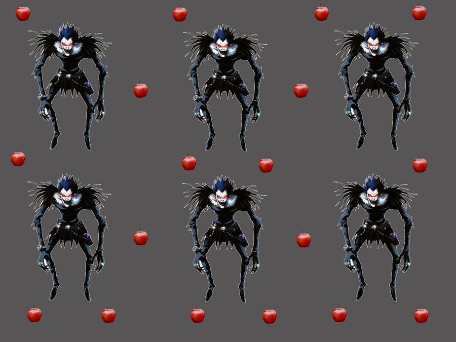Ryuk Wallpaper by MicroScream