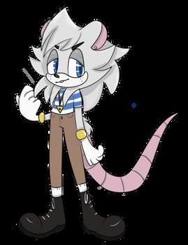 Sonic Sona (older art whoops)