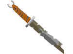 Broken Straight Sword. by Sir-Kuss