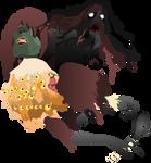 Witches of Hemwick (Headshot 4) by Sir-Kuss