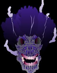 Darkbeast Paarl (Headshot 5) by Sir-Kuss