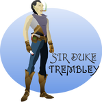 My Boy Sir Duke Trembley (DnD Char) by Sir-Kuss