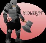 My Boy Molerat (DnD Character) by Sir-Kuss
