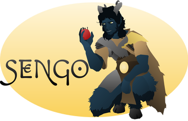 Sengo (DnD Char) by Sir-Kuss