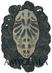 Amygdala (Headshot 7) by Sir-Kuss
