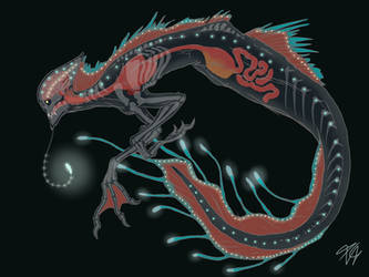 Deep Sea Mer-Creature by Big-Rex