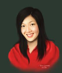 Portrait Study 002 by peterlaurence