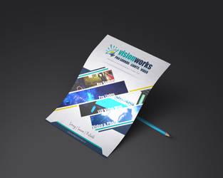 Visionworks Poster Mockup v01 by peterlaurence