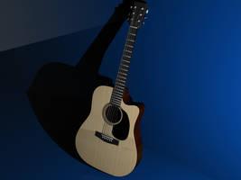 3D Guitar by Farr3l