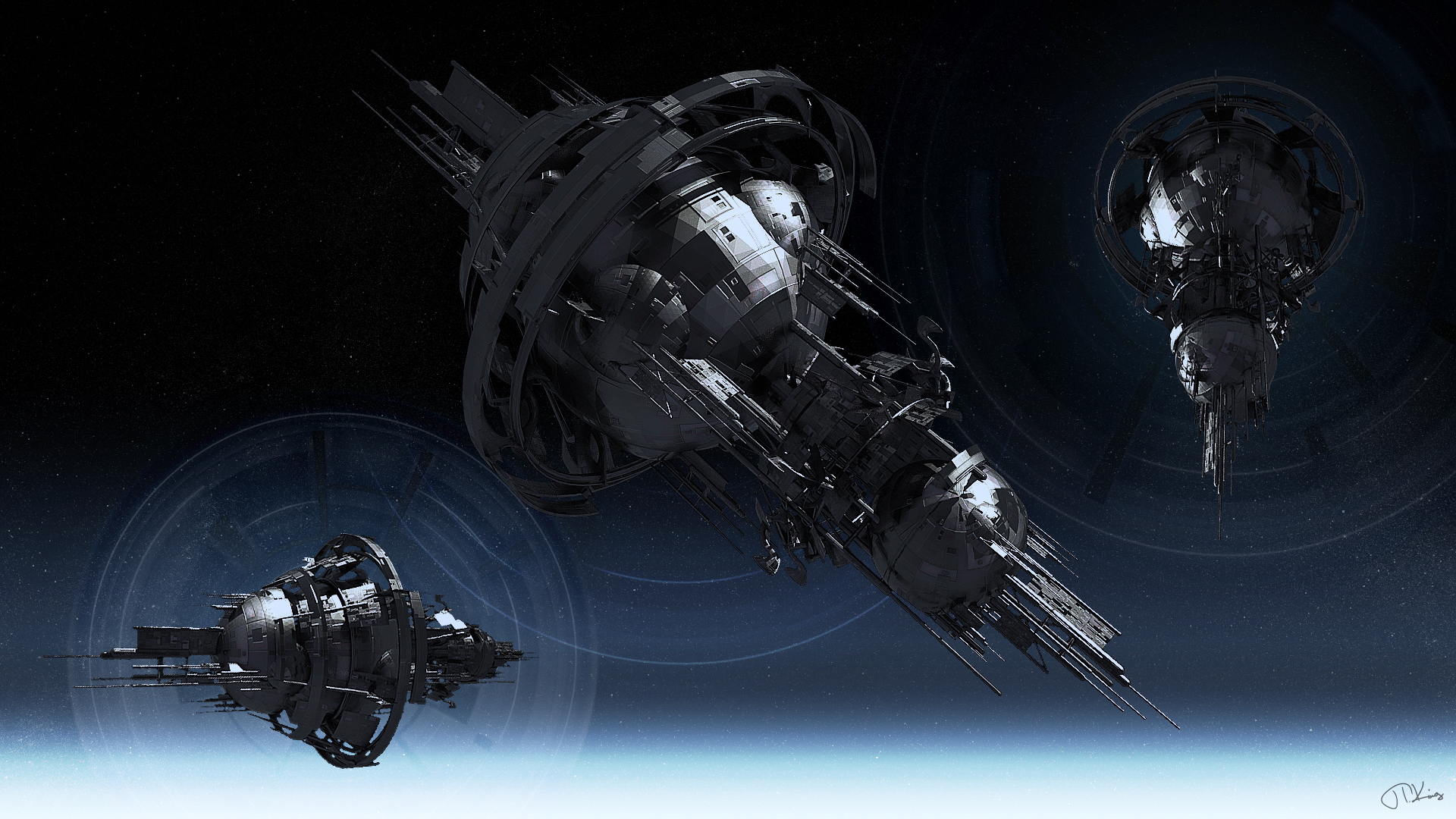 Sci Fi Favourites By Dwarden0 On Deviantart