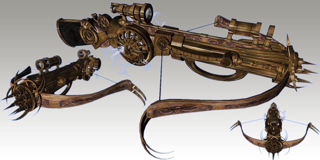 Tesla Crossbow By Tkingart On Deviantart