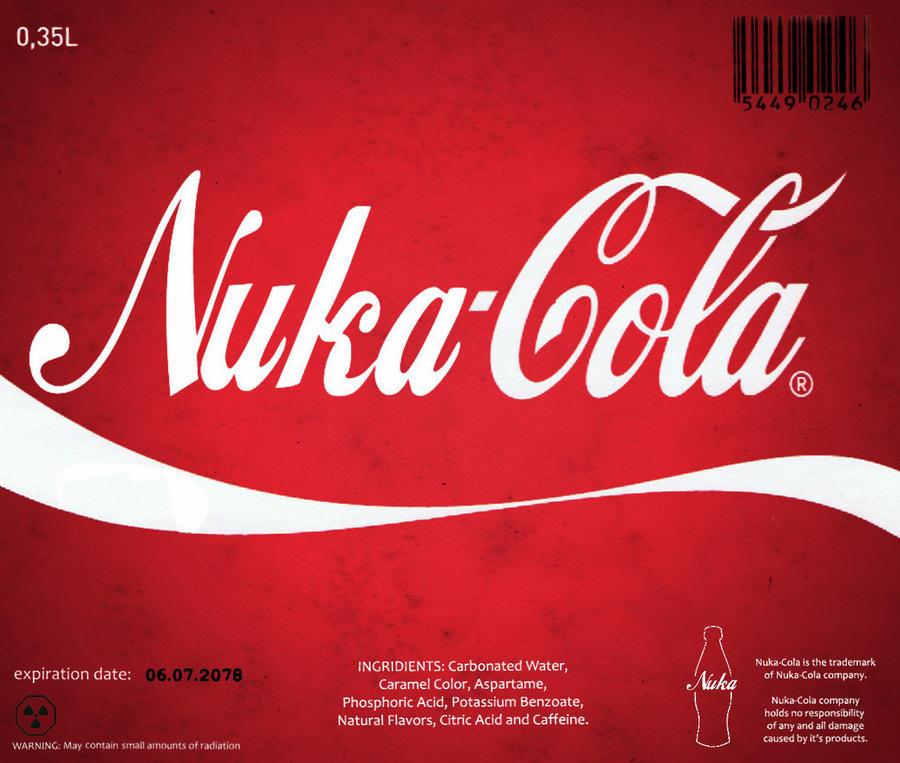 Nuka Cola Wallpaper By Bairdmeister On Deviantart