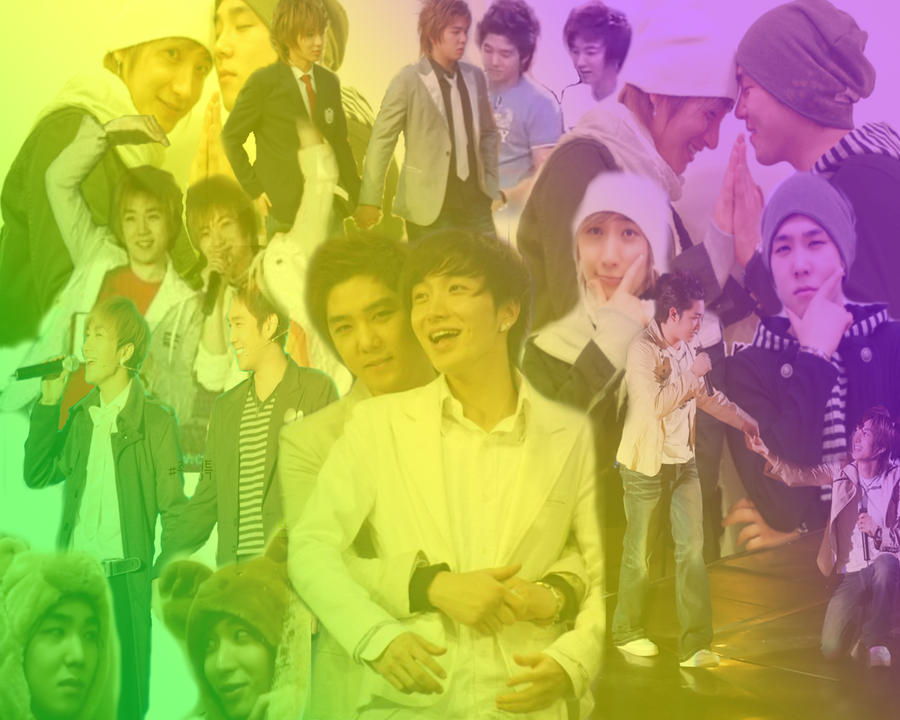 random wallpaper. KangTeuk - Random Wallpaper by