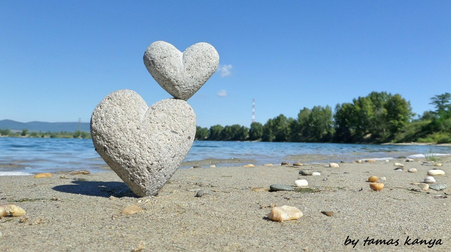 Stone heart in Hungary by tamas kanya by tom-tom1969