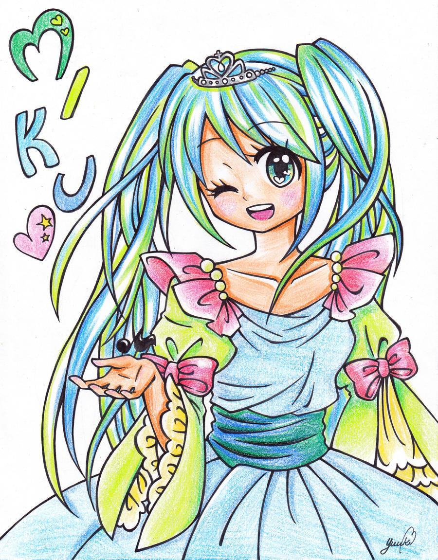 MIKUMIKU by Colorful--Melody