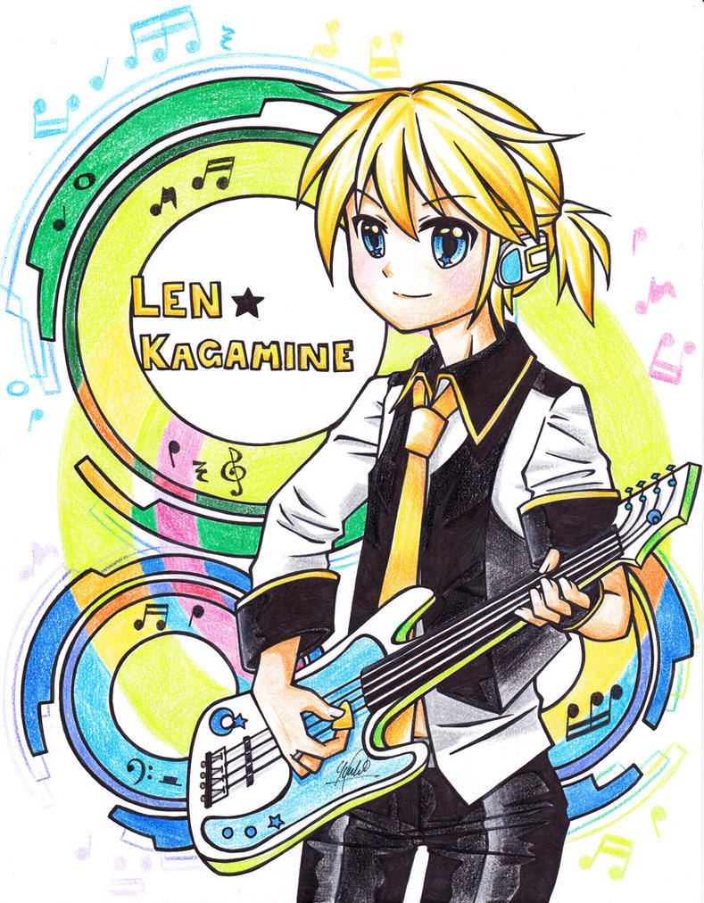 LEN by Colorful--Melody