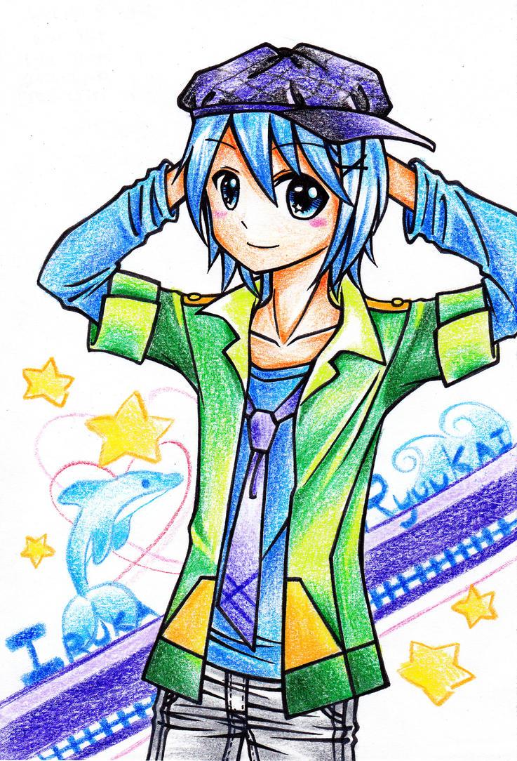 Iruka Ryuukai by Colorful--Melody