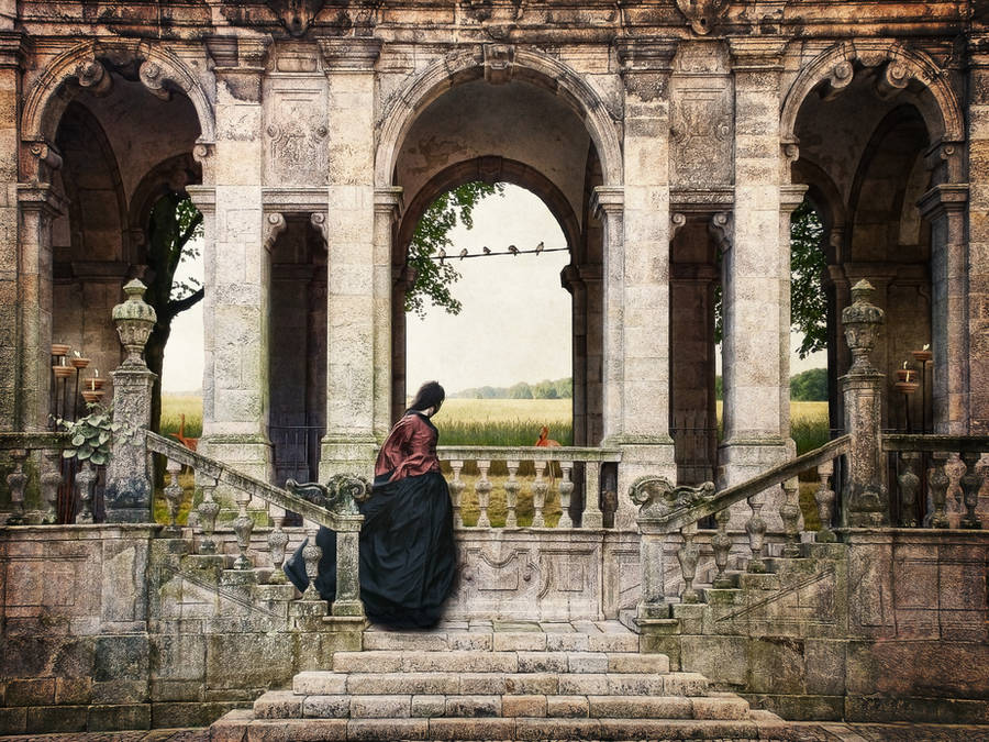 Ancient Porto by Mocris