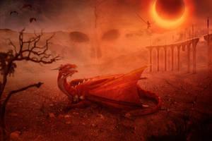 Dragon Wasteland by Mocris
