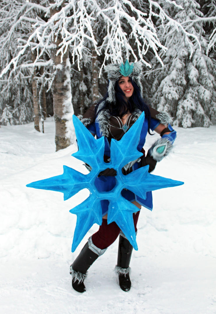 Pin Sivir-cosplay on Pinterest